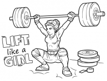 Olympic Weightlifting: Lift Like a Girl