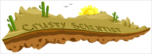 Story Header: Crusty Scientist