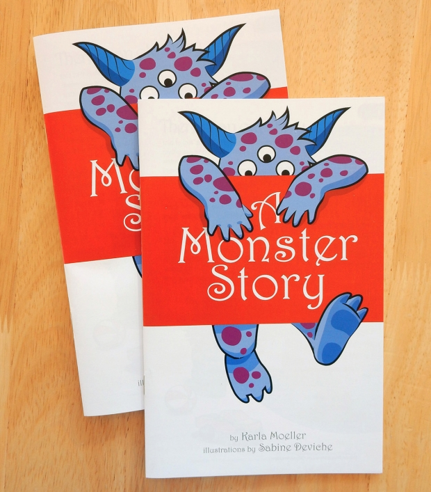 Monster Story cover.