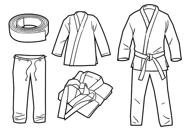 Brazilian Jiu-jitsu: Gi