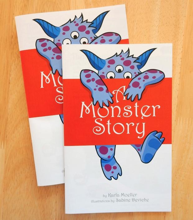 Monster Story cover.